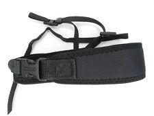 #10 OP/Tech USA Black Camera Neck Strap w/ Quick Release
