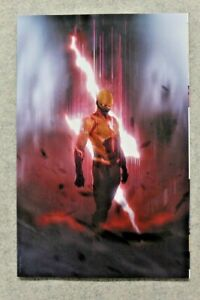 ⚡️ THE FLASH #750 BOSSLOGIC EXCLUSIVE Cover B Limited Print Virgin Variant ⚡️
