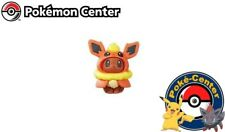 Takara Tomy Pokemon Center Eevee Figure Collection Poncho Series Flareon ブースター