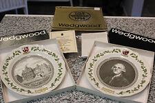 Wedgewood 225th Anniversary Plate set