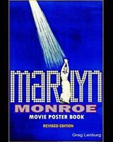 Marilyn Monroe Movie Poster Book, Paperback by Lenburg, Greg, Brand New, Free...