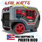 Briggs & Stratton 6500 Watt Inverter Generator Gas Portable Quiet 120V 240V  <br/> 28x24x24=150LB