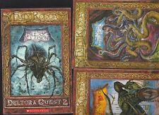 Emily Rodda/Deltora Shadowlands 01 Cavern Of The Fear/02 Isle Of Illusion/03 Sha