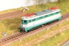 Lima L 208632 FS E424 346 Locomotiva Elettrica Verde/Grigio