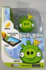 Angry Birds King Pig - Mattel Apptivity for Apple iPad - Play with Angry Birds