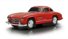 1:72 Die Cast Metal Mercedes-Benz 300SL USB Flash Drive 16GB – Red