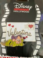 New Disney DSF DSSH Loveliest Pin Event DOPEY Envelope LE 400 Letter Sweet Grams