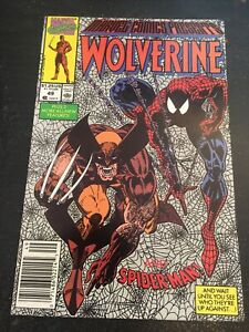 Marvel Comics Presents#49 Incredible Condition 9.4(1990) Erik Larsen Cover!