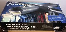 Sharper Image PowerTie Motorized Tie Rack Battery Operated Light (72 Ties)