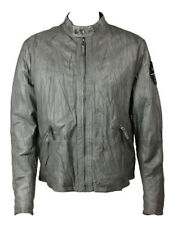 ARMANI Leather Coats & Jackets for Men