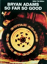 BRYAN ADAMS GUITAR TAB / TABLATURE / SO FAR SO GOOD / BRYAN ADAMS SONGBOOK