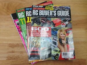 Radio control car action RC buyer's guide