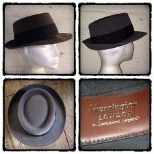 1950s Fedora/Trilby Vintage Hats for Men