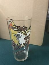 Pepsi Ralph Wolf and Wile E Coyote Collector Glass