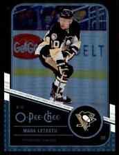 2011-12 O-Pee-Chee Black Rainbow Mark Letestu /100 #448