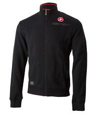 Castelli ciclismo hombre Milano chaqueta deportiva negro grande L