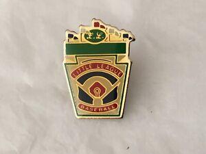 """Vintage Little League Baseball lapel pin 1"""""""