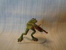 Hagen Renaker Specialty Froggie - Playing Violin