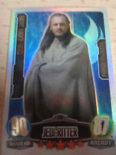 Force Attax Star Wars Movie 1 Force Meister Nr.233 Qui-Gon Jinn Sammelkarte