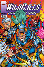 WILDC.A.T.S. Covert Action Teams #4 March 1993 First Printing Image Comics