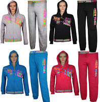 Girls Kids Boys Infant Tracksuit Top Jog Jogging Bottom Trouser Age 1 to 14 Year