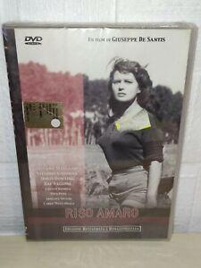 RISO AMARO - EDIZIONE RESTAURATA - ITA - DVD