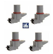 NEW Set of 4 BMW 06-10 Camshaft Position Sensor M5 M6 V10 OEM 13 62 7 834 490
