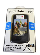 NEW Genuine mobifoto iPhone Tripod Mount/Holder/Adapter UHOLDI4 for 3G 3GS 4 4S