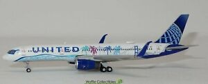 1:400 Gemini Jets United Airlines B 757-200 N14106 80326 Airplane *LAST ONE!*
