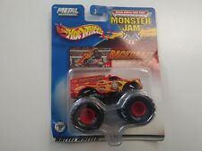 2002 Hot Wheels Monster Jam Backdraft