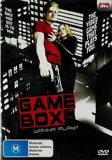 GAME BOX 1.0, Wanna Play, The Video Game That Plays You. Movie. PS4, Xbox
