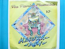 """THE FLAMING MUSSOLINIS Masuka Dan 1986 7"""" Vinyl Single"""