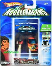 HOT WHEELS 2005 ACCELERACERS RAT-IFIED #8/9 FACTORY SEALED W+