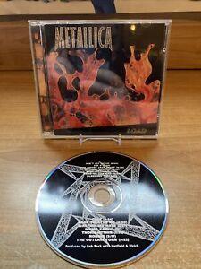 Load [PA] by Metallica (CD, Jun-1996, Elektra (Label))
