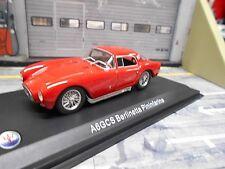 MASERATI Berlinetta Pininfarina A6GCS Coupe red rot IXO Leo RAR 1:43