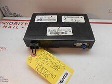 06-11 mercedes ml cl g cls sl class siruis sat rcvr 1648270162 dl2140  PG0608