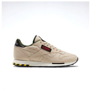 Reebok X GhostBusters CL Classic Leather Lifestyle Shoes H68136 Size 4-12