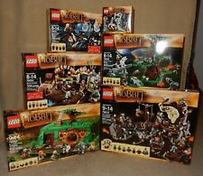 Lego The Hobbit Complete Series - 14 Retired Sets, 79003, 79010, 79014, 79018, +