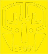 Eduard 1/48 Sukhoi Su-17M4 Peinture Masque # EX561