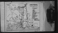 Militärgeographische Angaben über Dänemark, Schweden und Norwegen 1940 - 1944