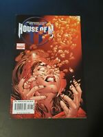 House of M #1 1:20 Quesada Variant Scarlet Witch Disney+ Vision Marvel VF+