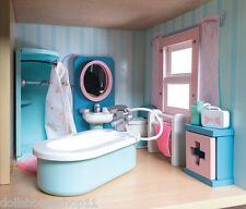 BATHROOM  -DAISY LANE DOLLS HOUSE WOODEN  FURNITURE-LE TOY VAN