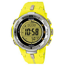 Casio Protrek PRW-3000-9B PRW-3000 Hourly Time Signal Watch Brand New