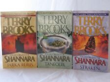 High Druid of Shannara #1-3: Book Series by Terry Brooks (Mass Market Paperback)