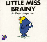 (Good)-Little Miss Brainy (Little Miss Library) (Paperback)-Hargreaves, Roger-07