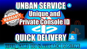PS3 Playstation 3 Console ID CID IDPS and PSID 100% Private only