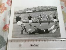 BRAZIL - HUNGARY 2:4, WORLD CUP 1954, ZOLTAN CZIBOR IN ACTION, PHOTO