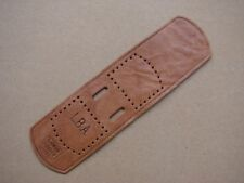 WW2 German  Luftwaffe  Leather Buckle TAB Marked Repro
