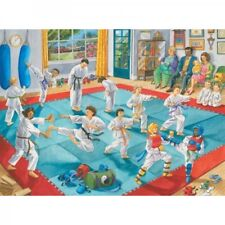 Ravensburger 100 XXL Piece Martial Arts Class Jigsaw Puzzle