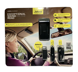Jabra JOURNEY HFS003 Bluetooth In-Car Hands Free Speakerphone New In Box